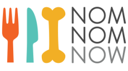 NomNomNow homemade meals for dogs, delivered logo