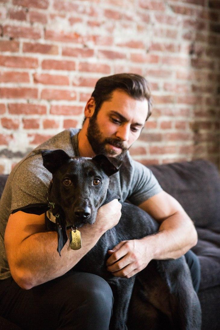 NomNomNow Adoption Story: Tim & Rocky