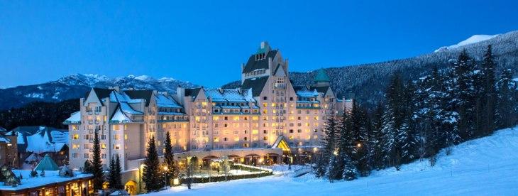 Fairmont Whistler: Top 5 Dog-Friendly Ski Resorts l NomNomNow Blog