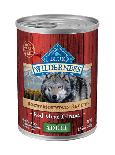 Blue Buffalo Wilderness Dog Food Recall March 2017