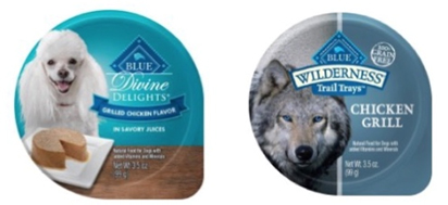 Blue Buffalo Dog Food Recall February March 2017 Divine Delights & Wilderness Trail Trays l NomNomNow Blog